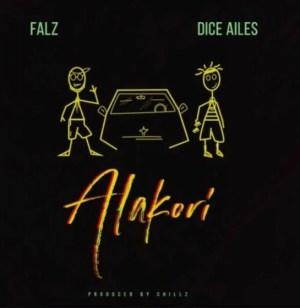 Instrumental: Falz - Alakori ft Dice Ailes